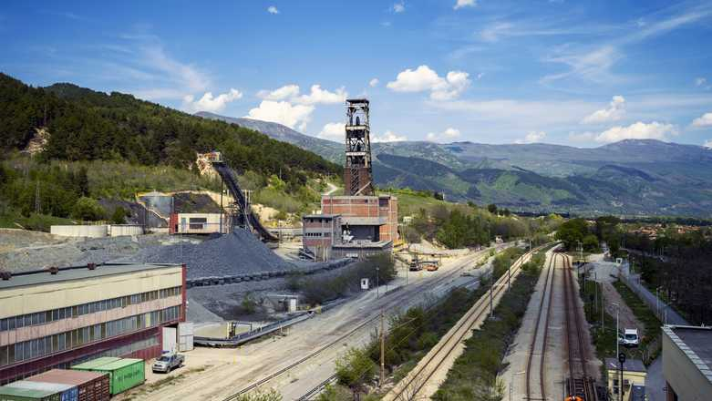 Chelopeche Mine, Bulgaria