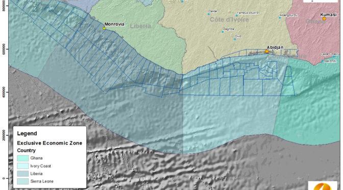 Marine Boundaries and Exclusive Economic Zone Data Update 11.0