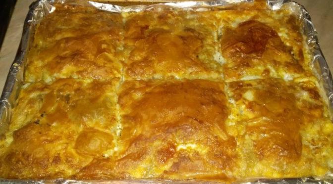 Traditional Bulgarian Banitza Recipe