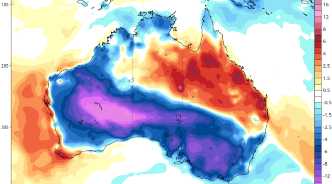 Aussie Weather and the Indian Ocean Dipole